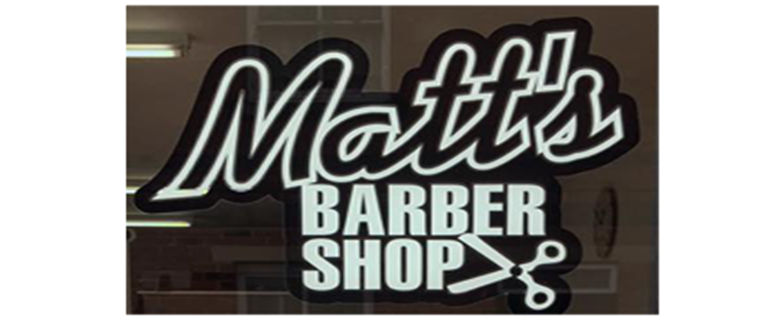 Matts Barber Shop