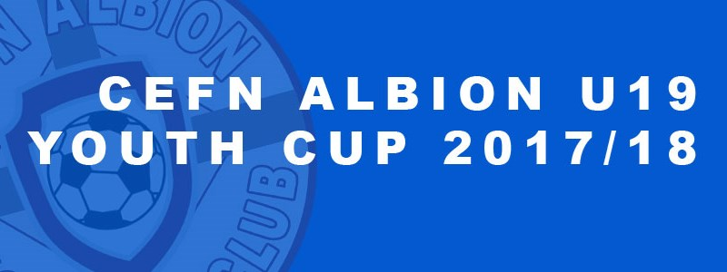 Cefn Albion Enter U19 Cup Competition