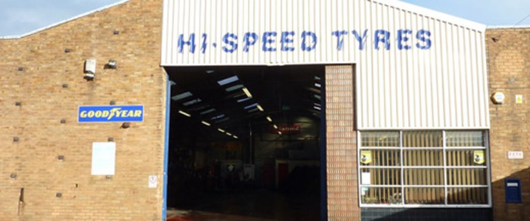 High Speed Tyres Wrexham