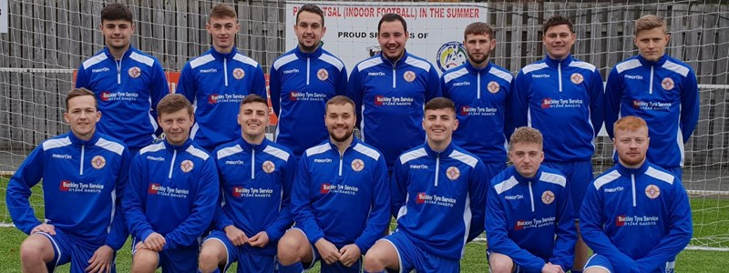 Buckley Tyre Services Sponsor Albion warm up tops