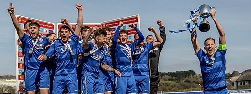 Cefn Albion crowned FAW Trophy Champions 2018/19